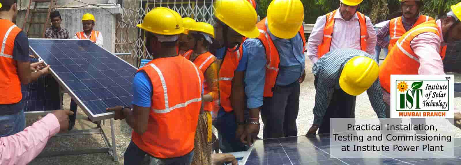 PV Solar Technician Training