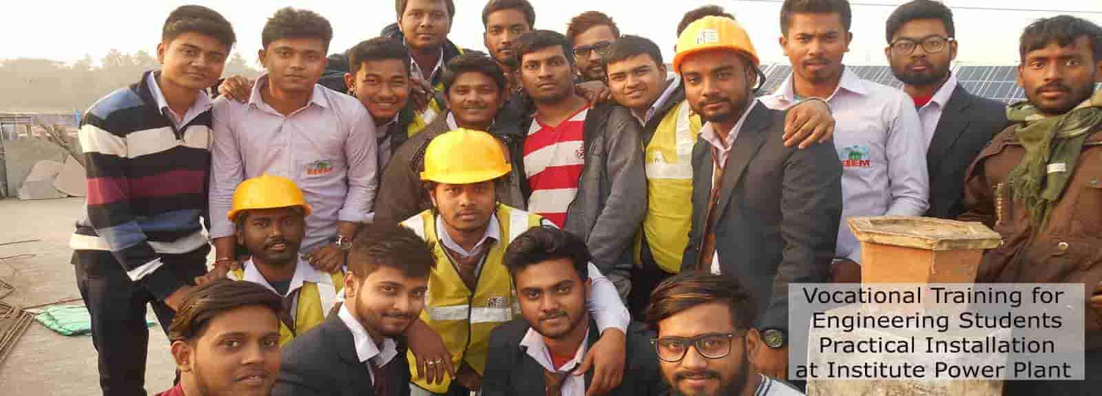 3 Days Workshop at Engineering College