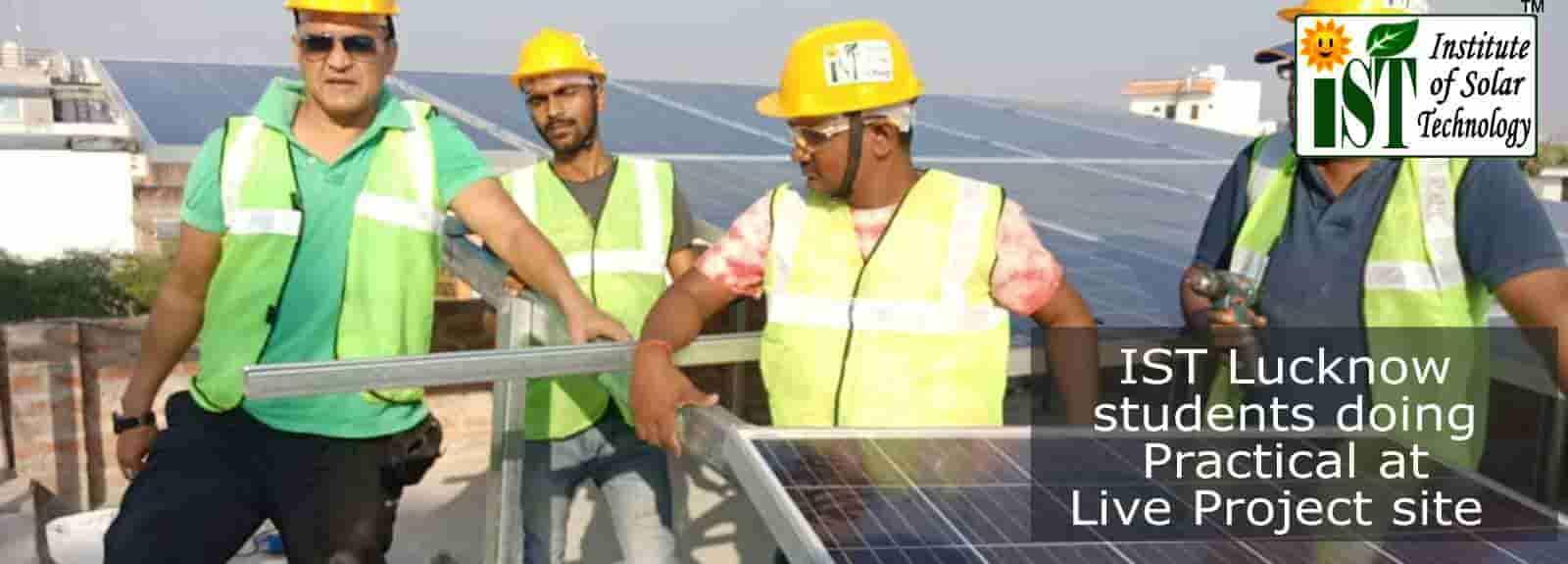 PV Solar Entreprenership Training