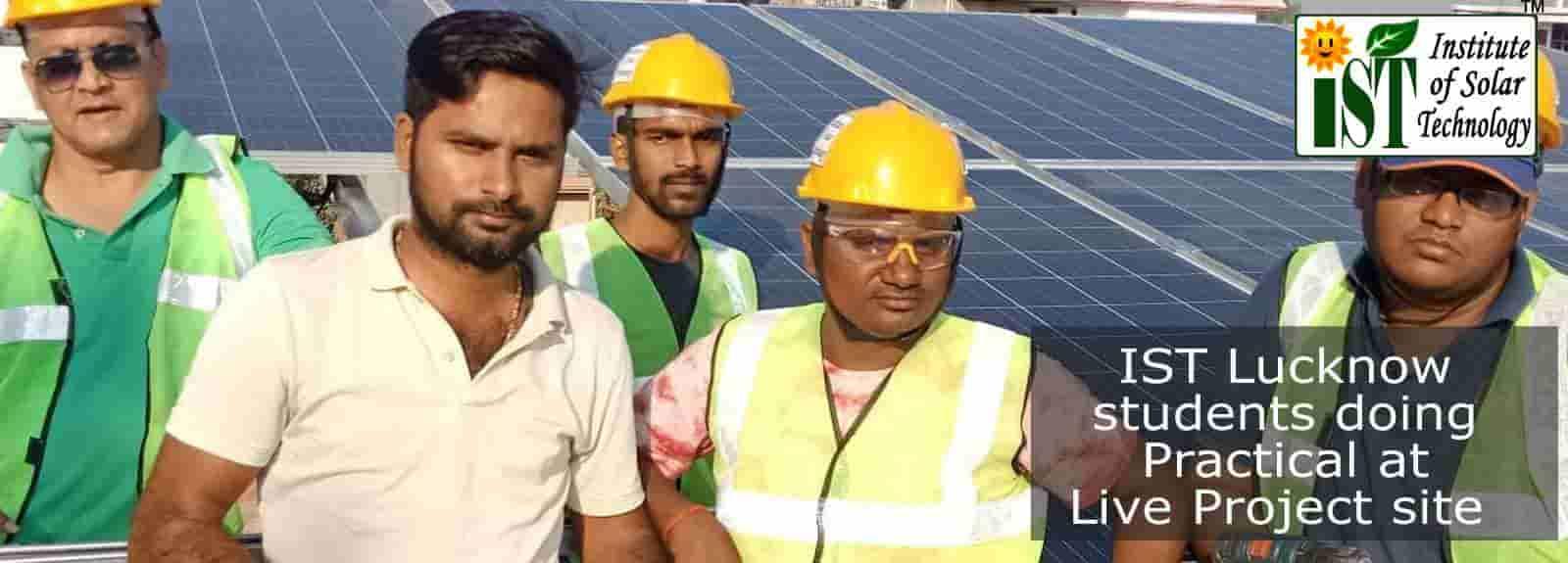 PV Solar Technician Training
