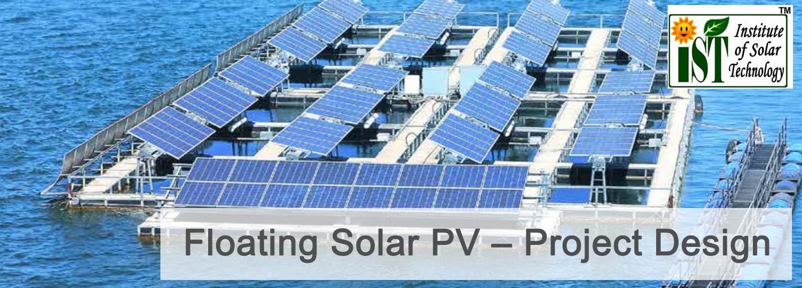 Floating Solar System training