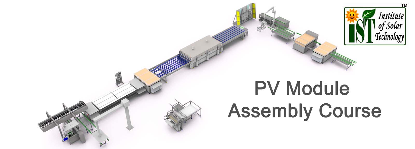 PV Module Assembly Course