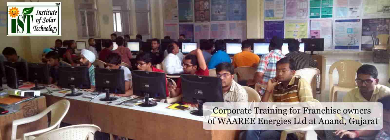 Corporate Training for WAAREE Energies Ltd