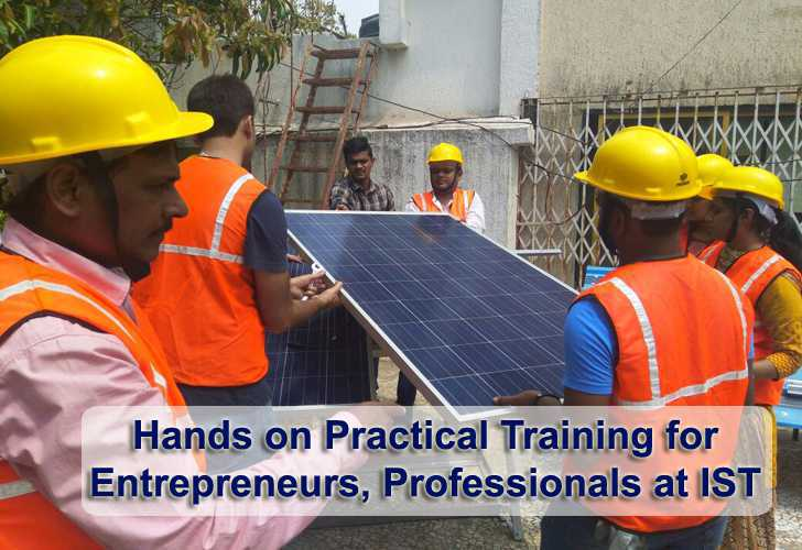 Free Government Solar Training In Pune